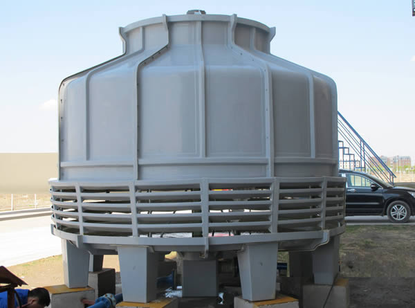 FRP Round-type Cooling Tower
