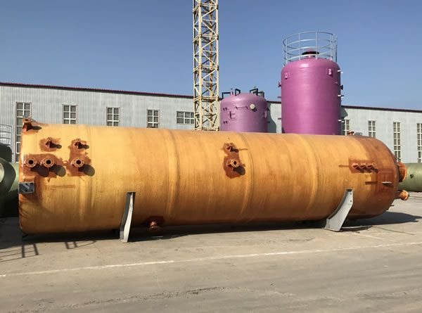 FRP Tail Gas Absorption Tower